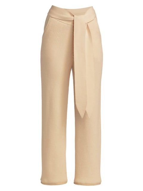 Tala Loungewear Tie-Waist Pants