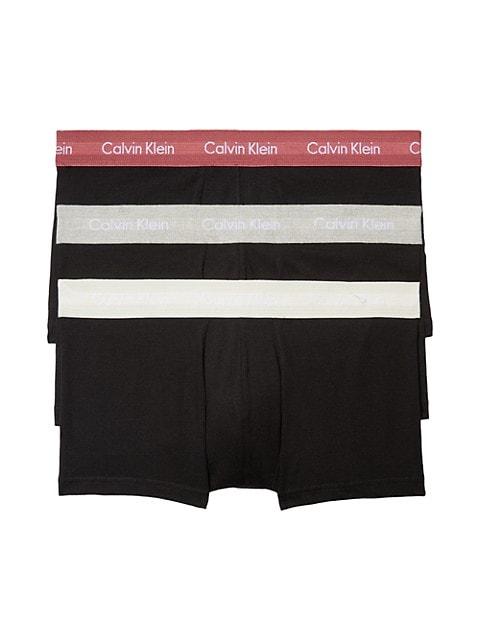3-Pack Cotton Stretch Boxer Briefs