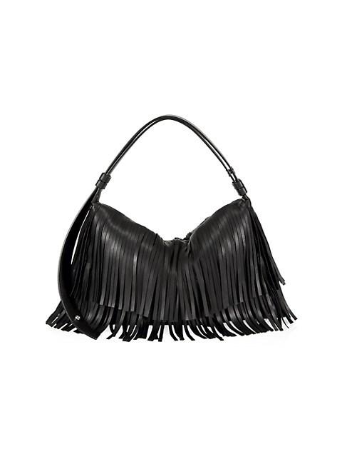 Sunshine Puffin Vegan Leather Shoulder Bag