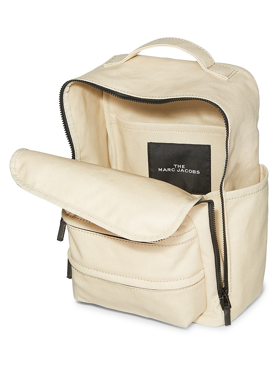 THE MARC JACOBS Canvases WOMEN'S CANVAS BACKPACK