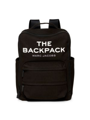 마크 제이콥스 더 백팩 Marc Jacobs Canvas Backpack,BLACK