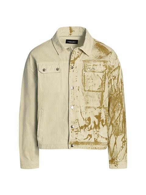 Pigment Trucker Jacket