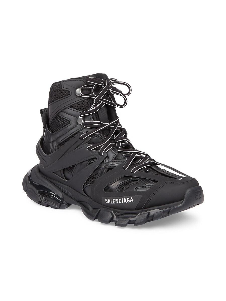 BALENCIAGA Sneakers MEN'S TRACK HIKE SNEAKERS