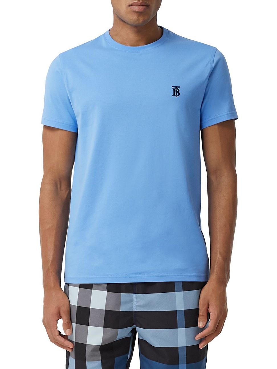 Burberry T-shirts MEN'S PARKER CORE T-SHIRT
