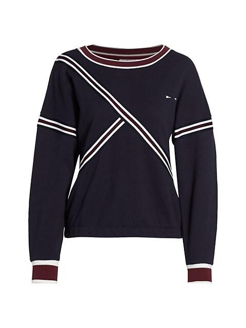 Captain Crewneck Sweatshirt