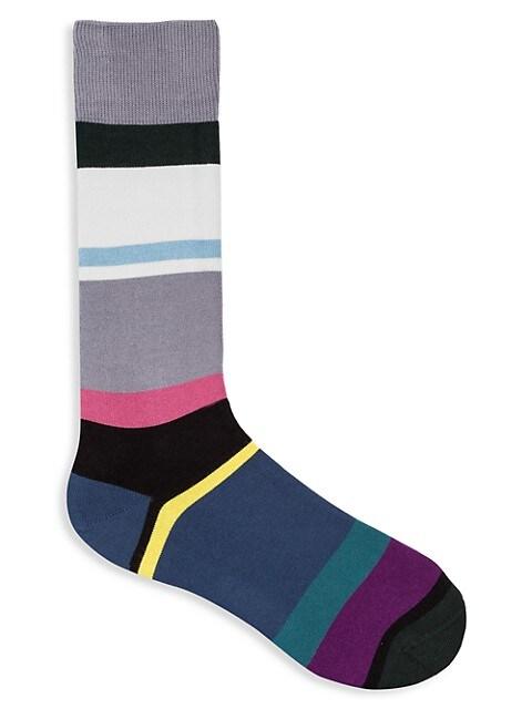 Quadim Striped Socks