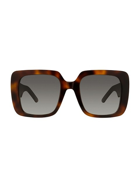 Wildior 55MM Square Sunglasses