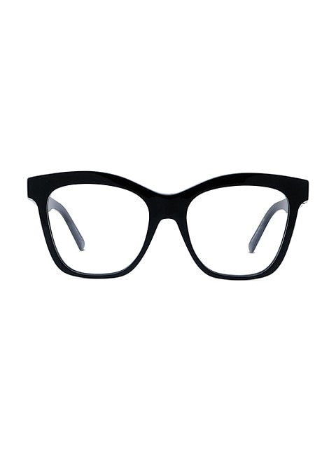 30Montaigne 52MM Butterfly Eyeglasses