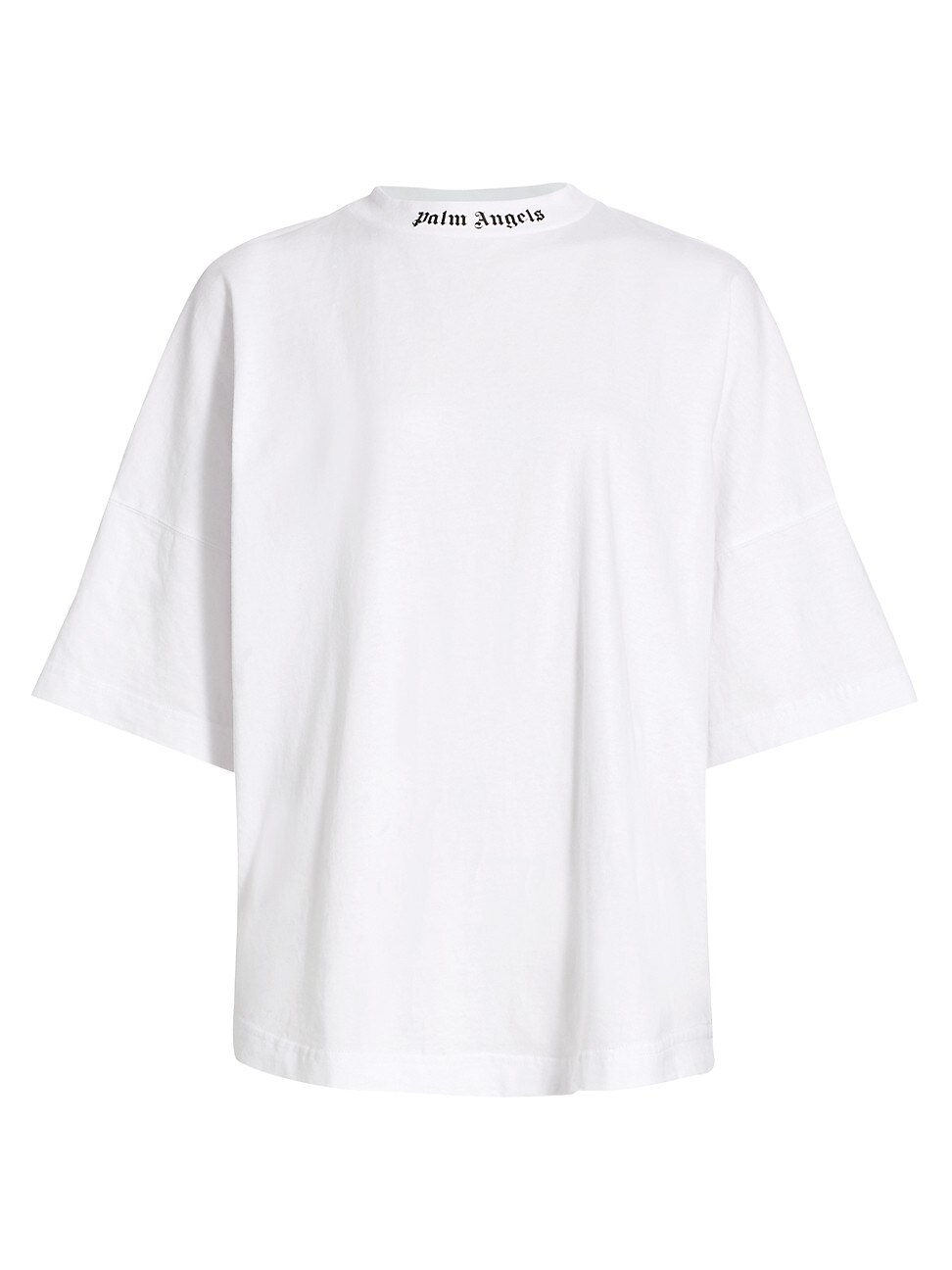 Palm Angels Cottons WOMEN'S CLASSIC LOGO TEE