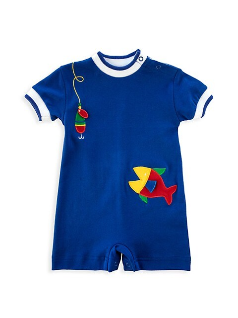 Baby Boy's All Hands On Deck Shortall