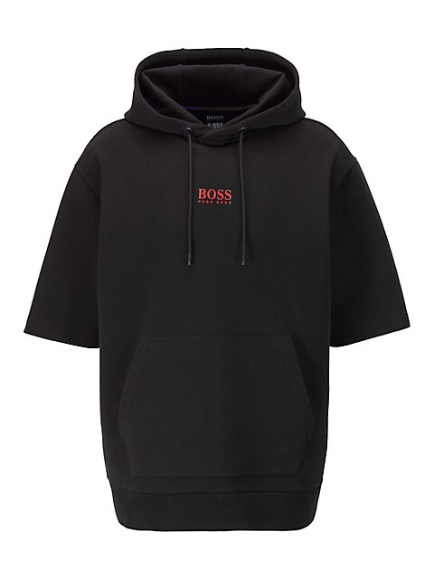 NBA Logo Hooded Sweatshirt