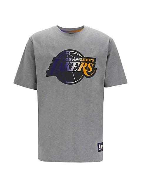 Lakers Logo Jersey T-Shirt