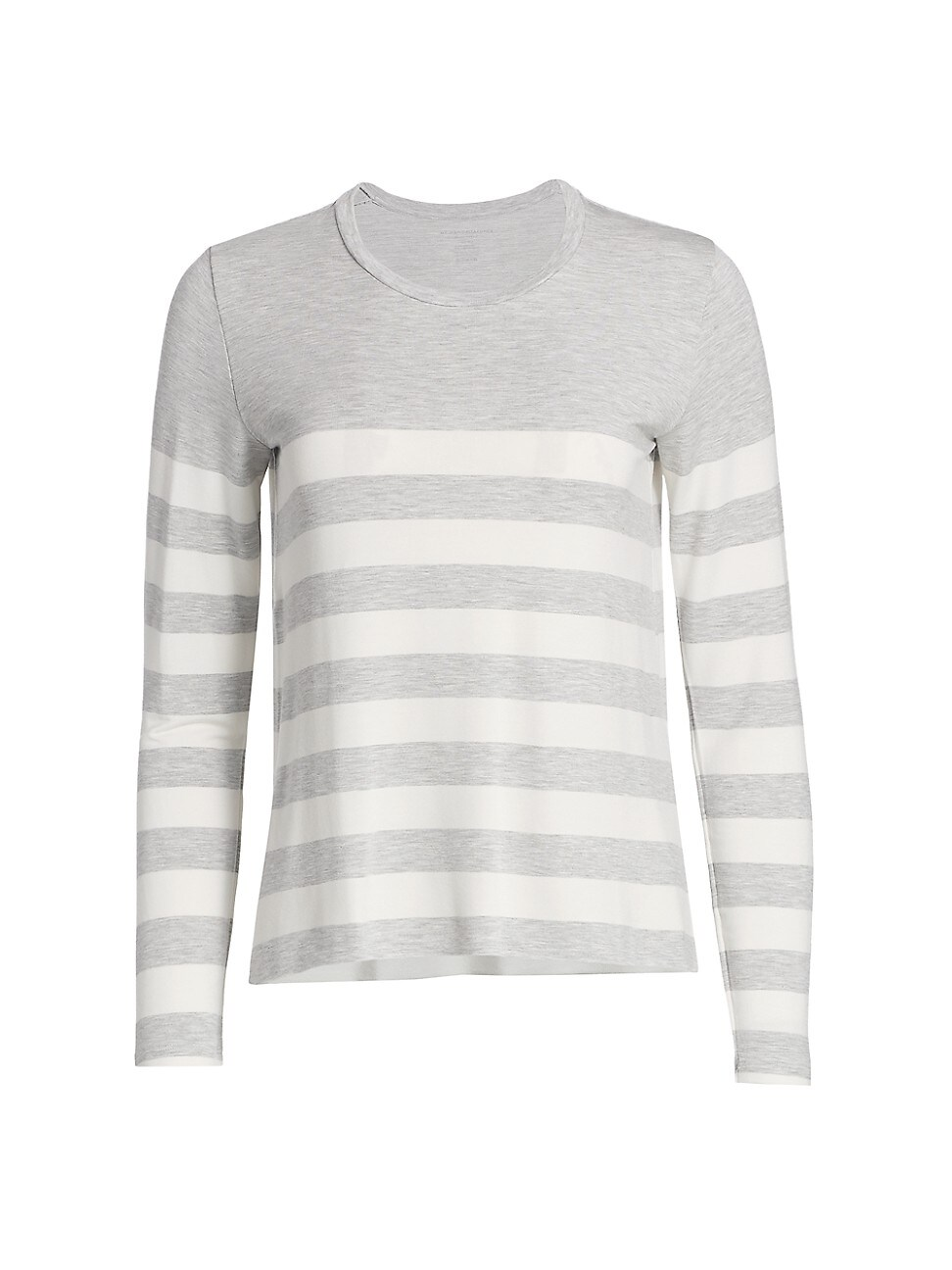 Majestic WOMEN'S FRENCH TERRY LONG-SLEEVE TOP