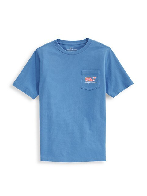 Little Boy's & Boy's Burger Whale T-Shirt