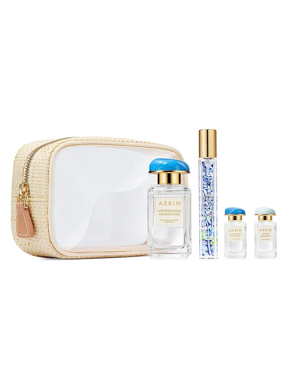 Aerin Beauty sets MEDITERRANEAN HONEYSUCKLE 5-PIECE TRAVEL SET