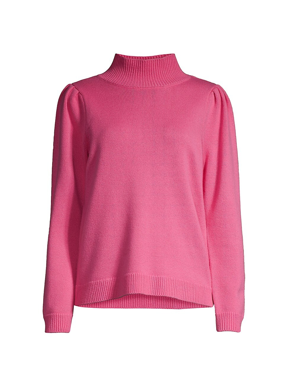 Milly Wools WOMEN'S RELAXED TURTLENECK SWEATER