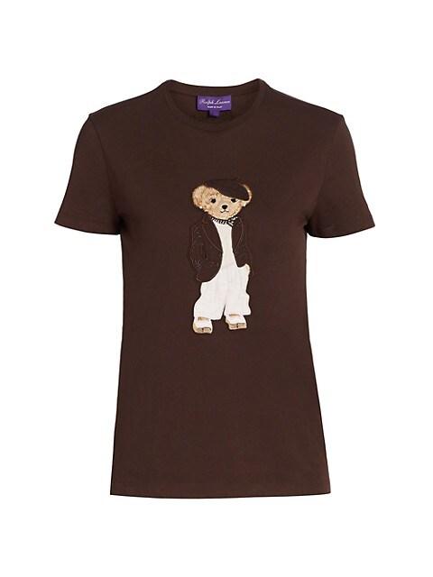 Deauville Polo Bear T-Shirt