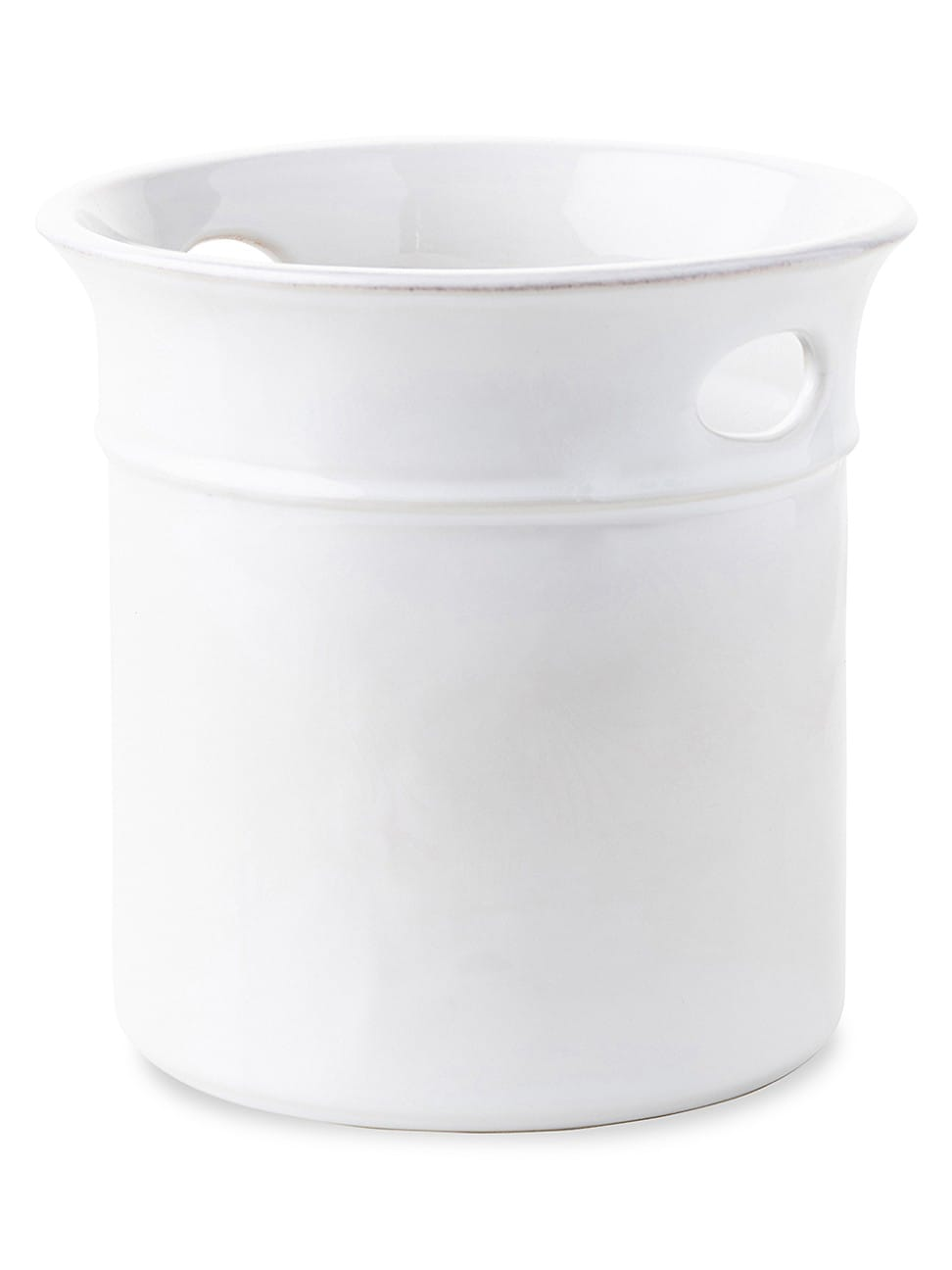 Juliska PURO WHITEWASH UTENSIL CROCK