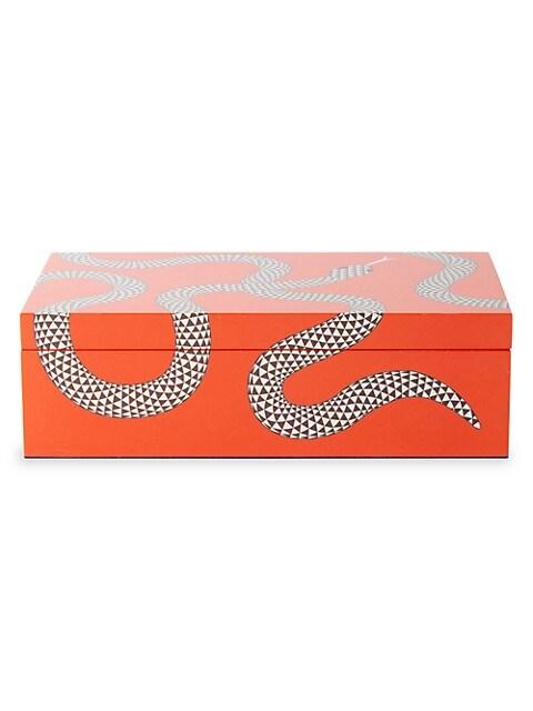 Medium Eden Lacquer Box