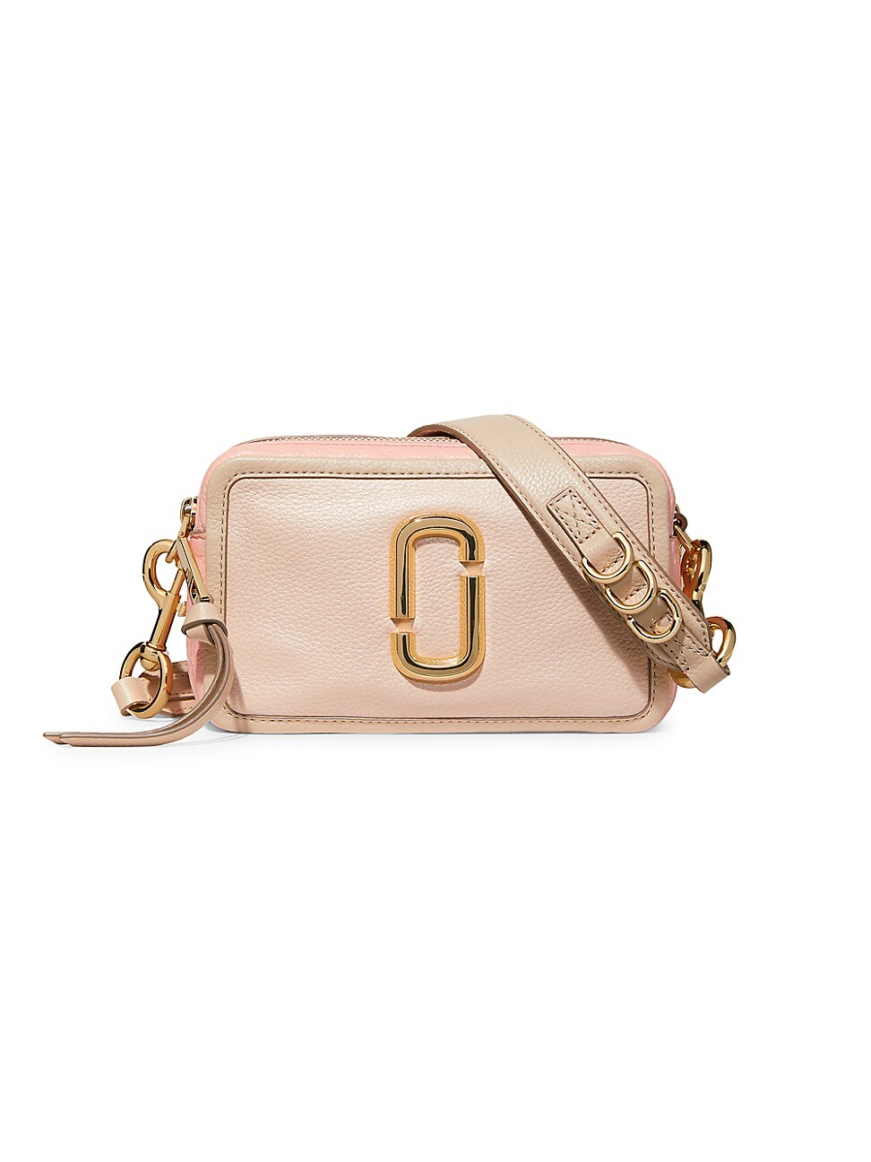 The Marc Jacobs WOMEN'S THE SOFTSHOT LEATHER CAMERA BAG