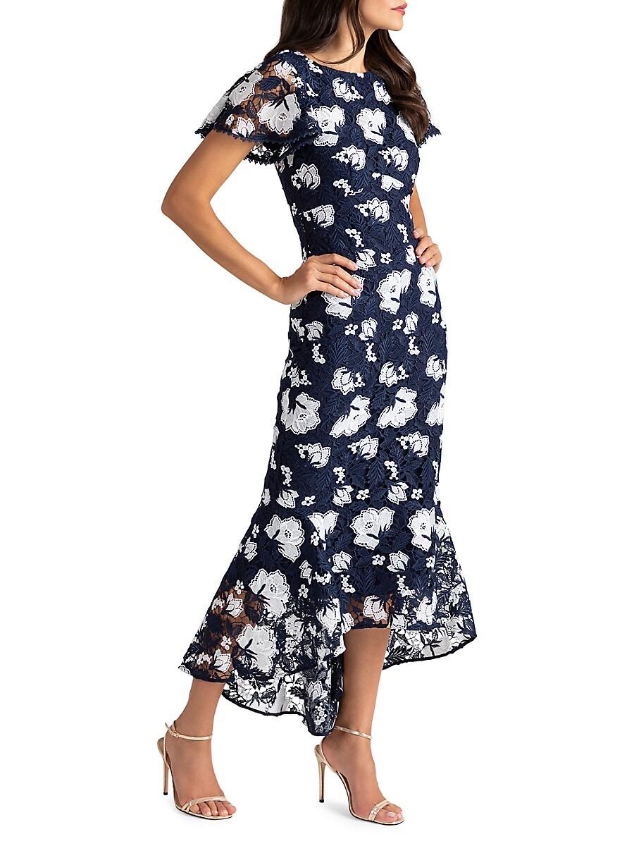 SHOSHANNA Maxi dresses WOMEN'S BLOSSOM GENOVEVA DRESS