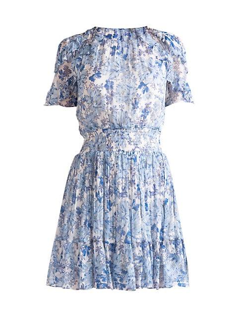 Montauk Rodney Floral Dress