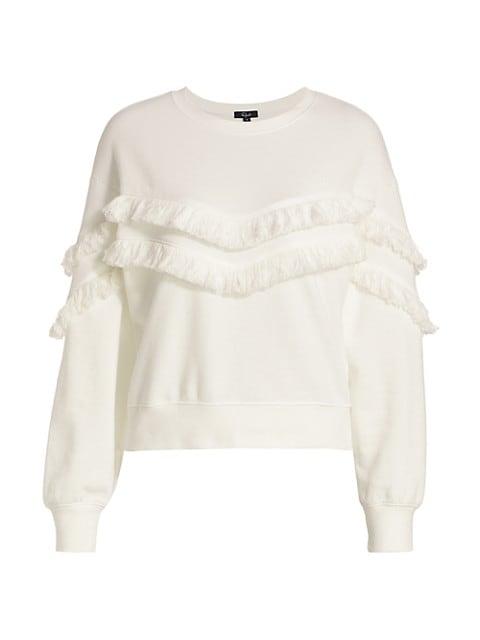Kinsley Fringe Sweatshirt