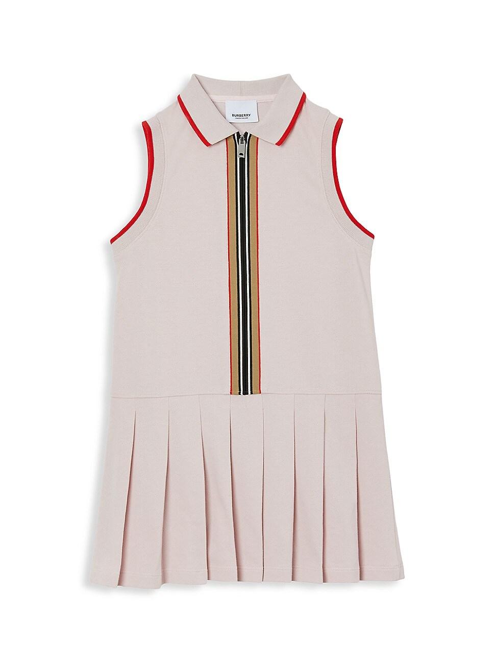 Burberry LITTLE GIRL'S & GIRL'S MARTINA POLO DRESS