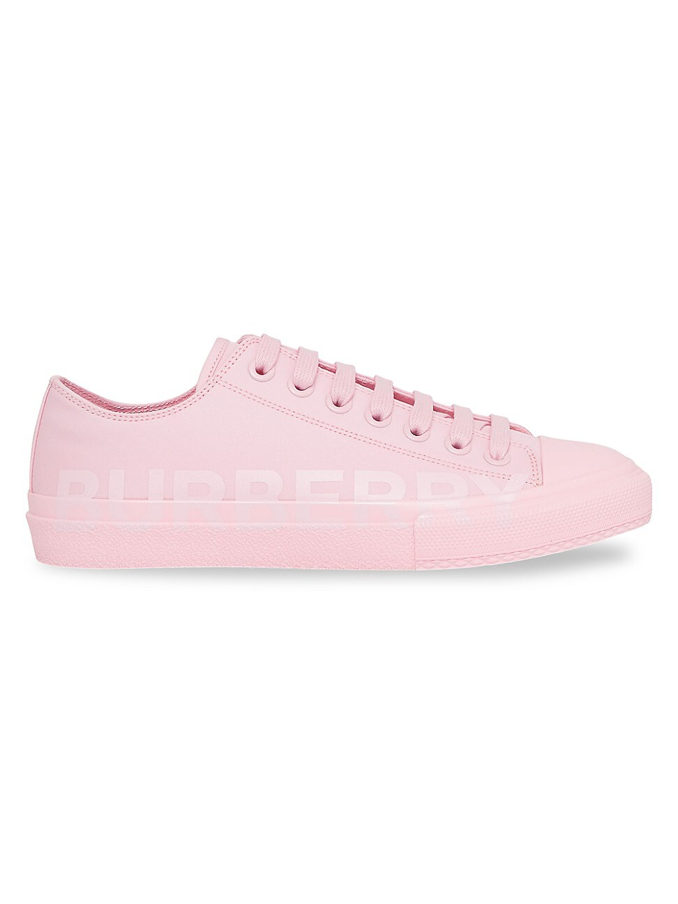 Burberry Shoes WOMEN'S LARKHALL CANVAS SNEAKERS