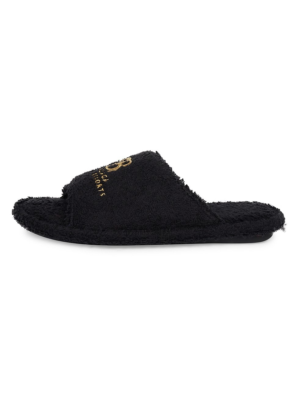 Balenciaga WOMEN'S HOME TERRY SLIPPERS