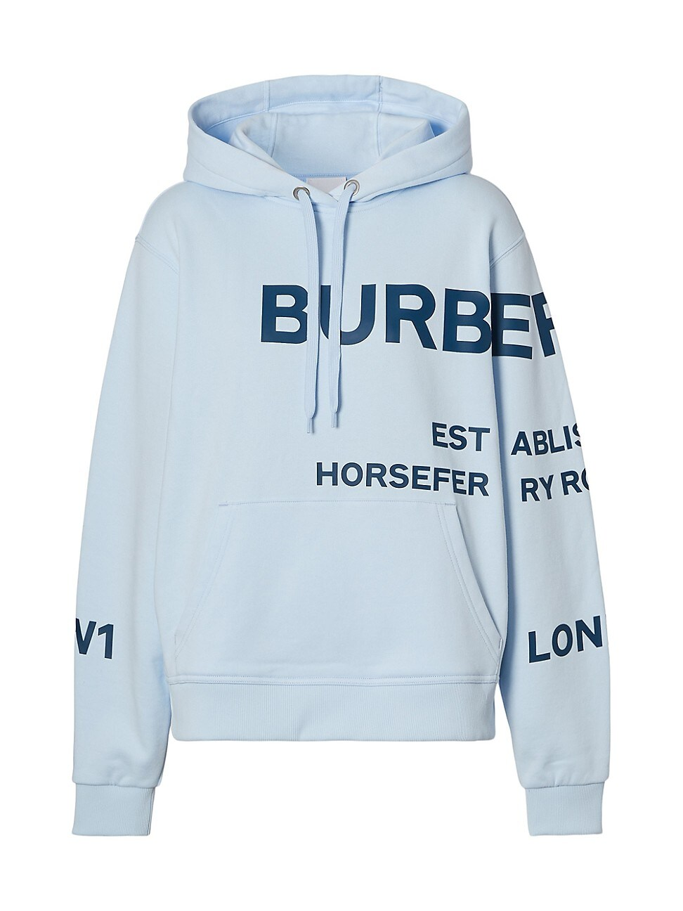 Burberry WOMEN'S POULTER LOGO HOODIE