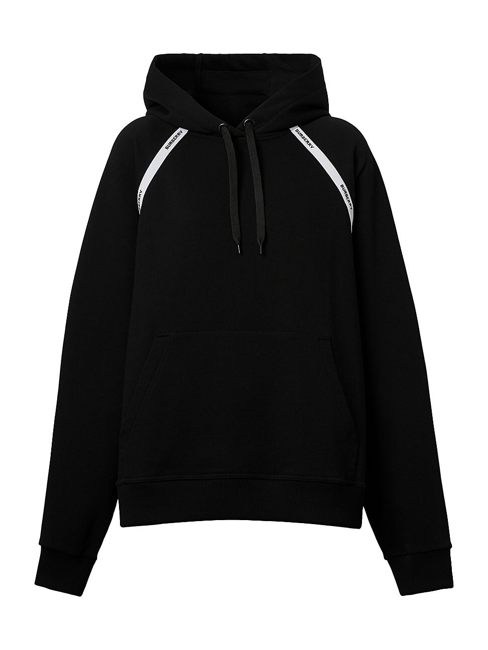 Burberry Hoodies WOMEN'S POULTER TAPE HOODIE
