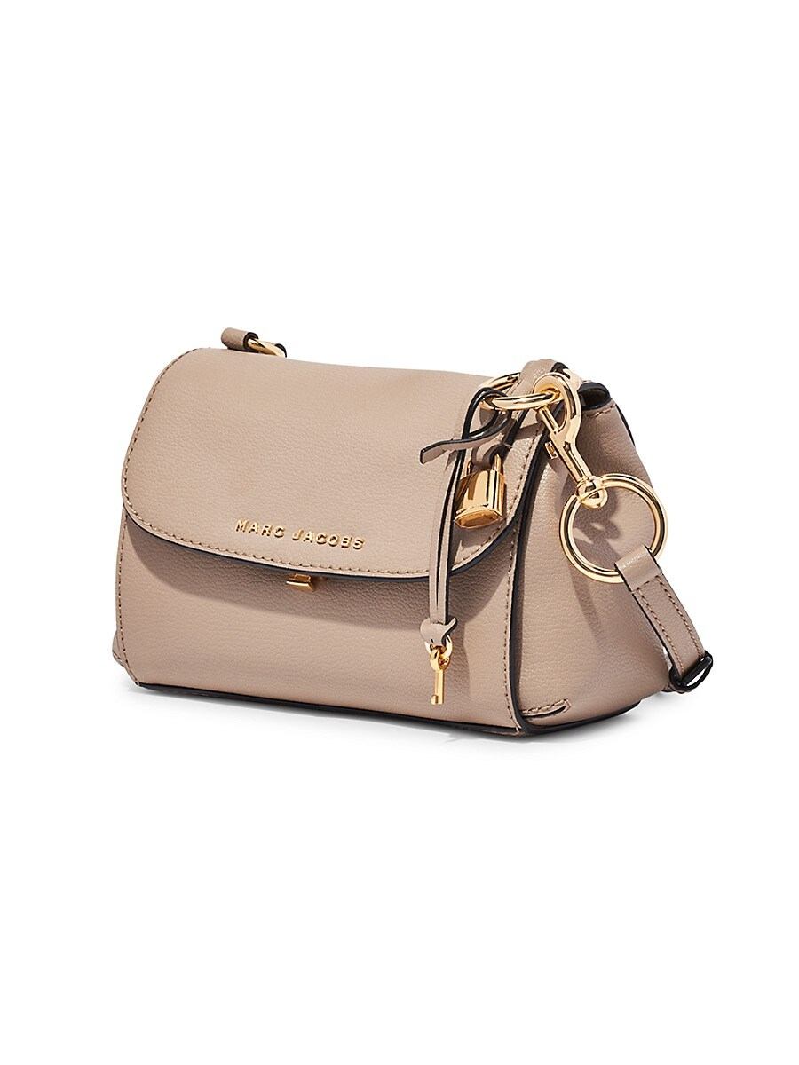 THE MARC JACOBS Leathers WOMEN'S LEATHER CROSSBODY BAG