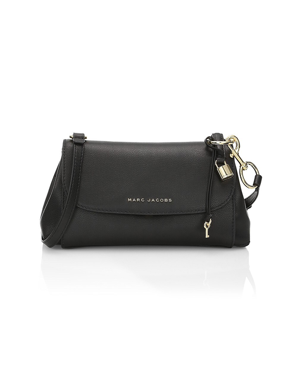 The Marc Jacobs Leathers WOMEN'S BOHO GRIND COATED LEATHER CROSSBODY BAG