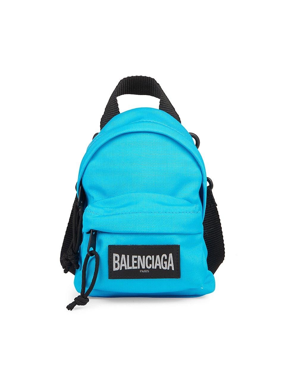 Balenciaga Leathers MEN'S OVERSIZED BACKPACK