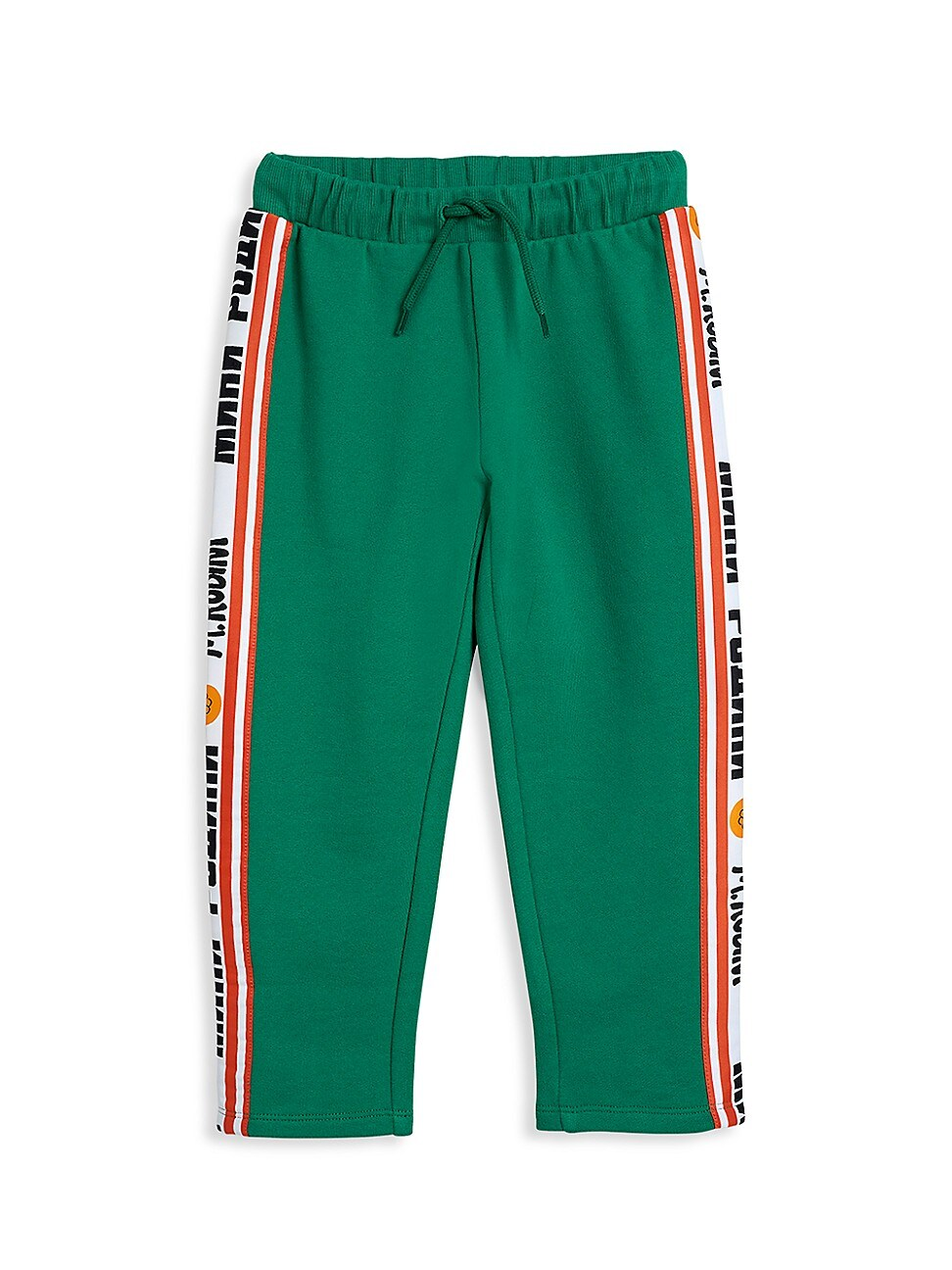 Mini Rodini Cottons LITTLE GIRL'S AND GIRL'S MOSCOW SWEATPANTS