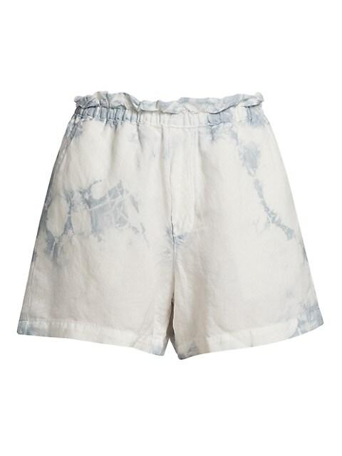 Joey Elastic Waist Shorts