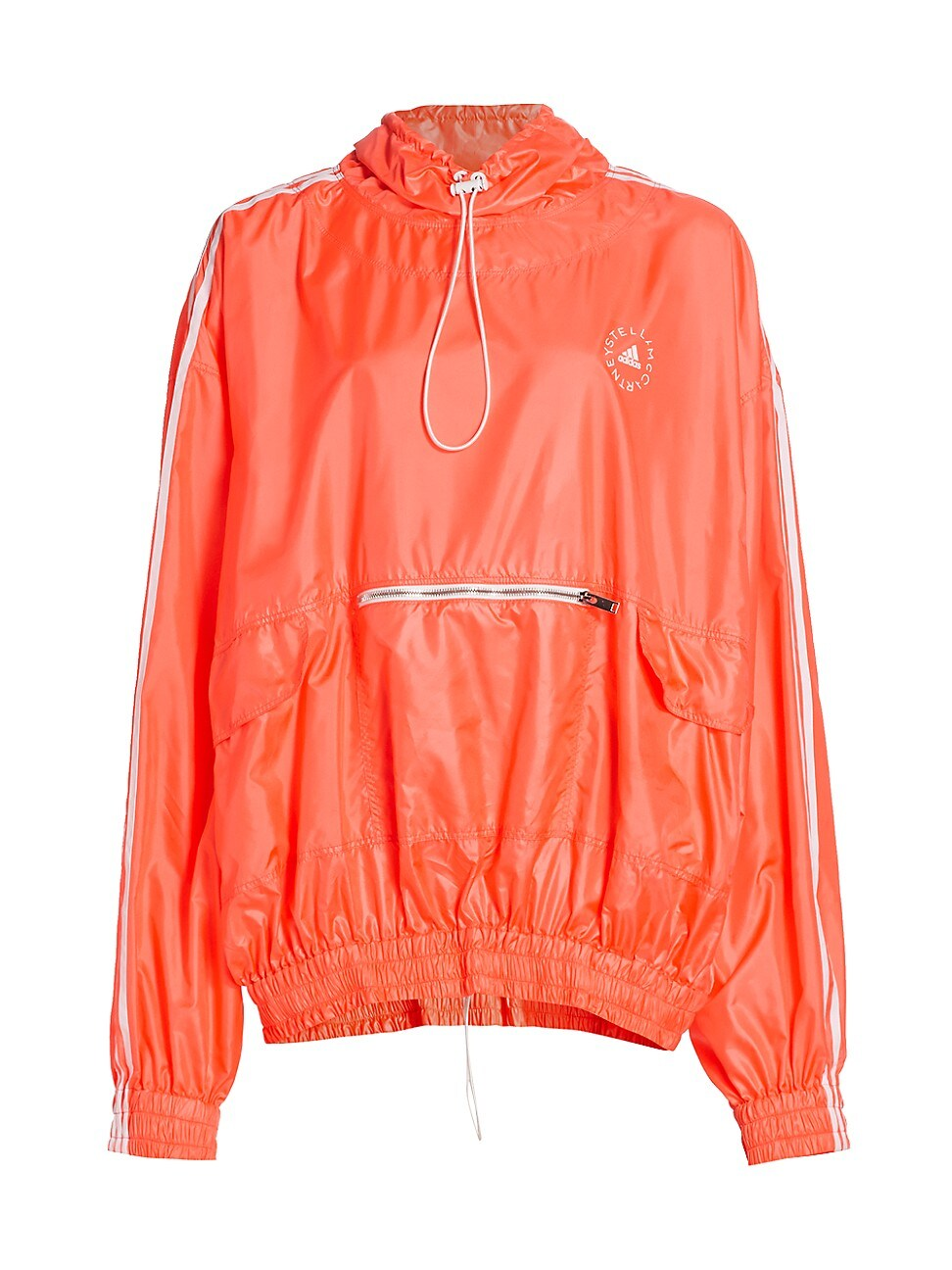 Stella Mccartney WOMEN'S JAYLA ANORAK DRAWSTRING JACKET