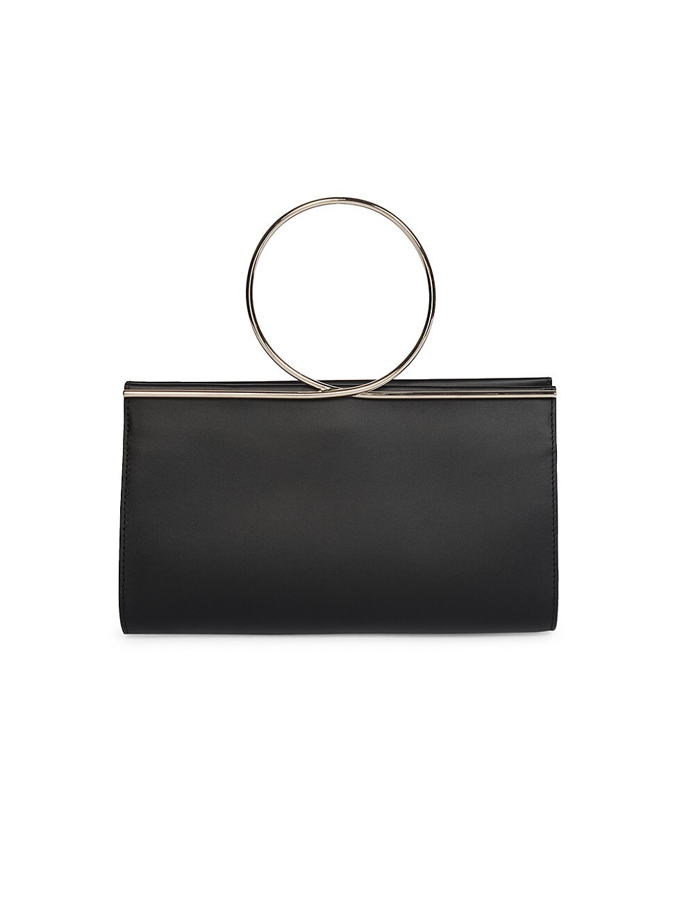 Paco Rabanne WOMEN'S WANNABE LEATHER CLUTCH