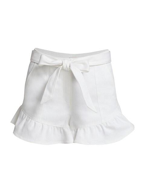Denim Penny Shorts