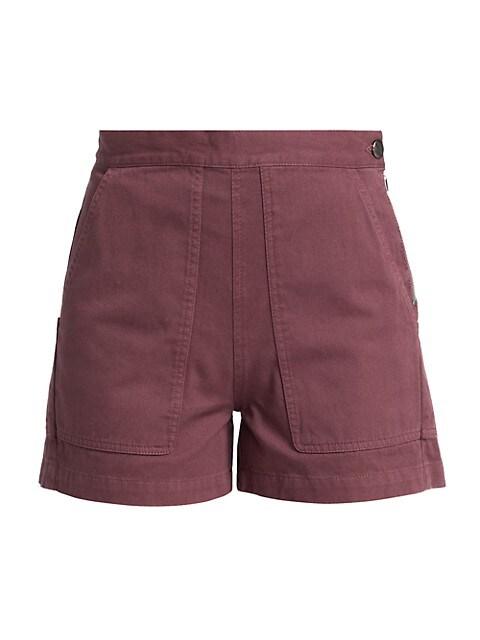 Handy Tailored Shorts