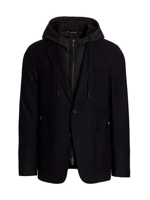 TroFeo Wool & Cashmere Jacket