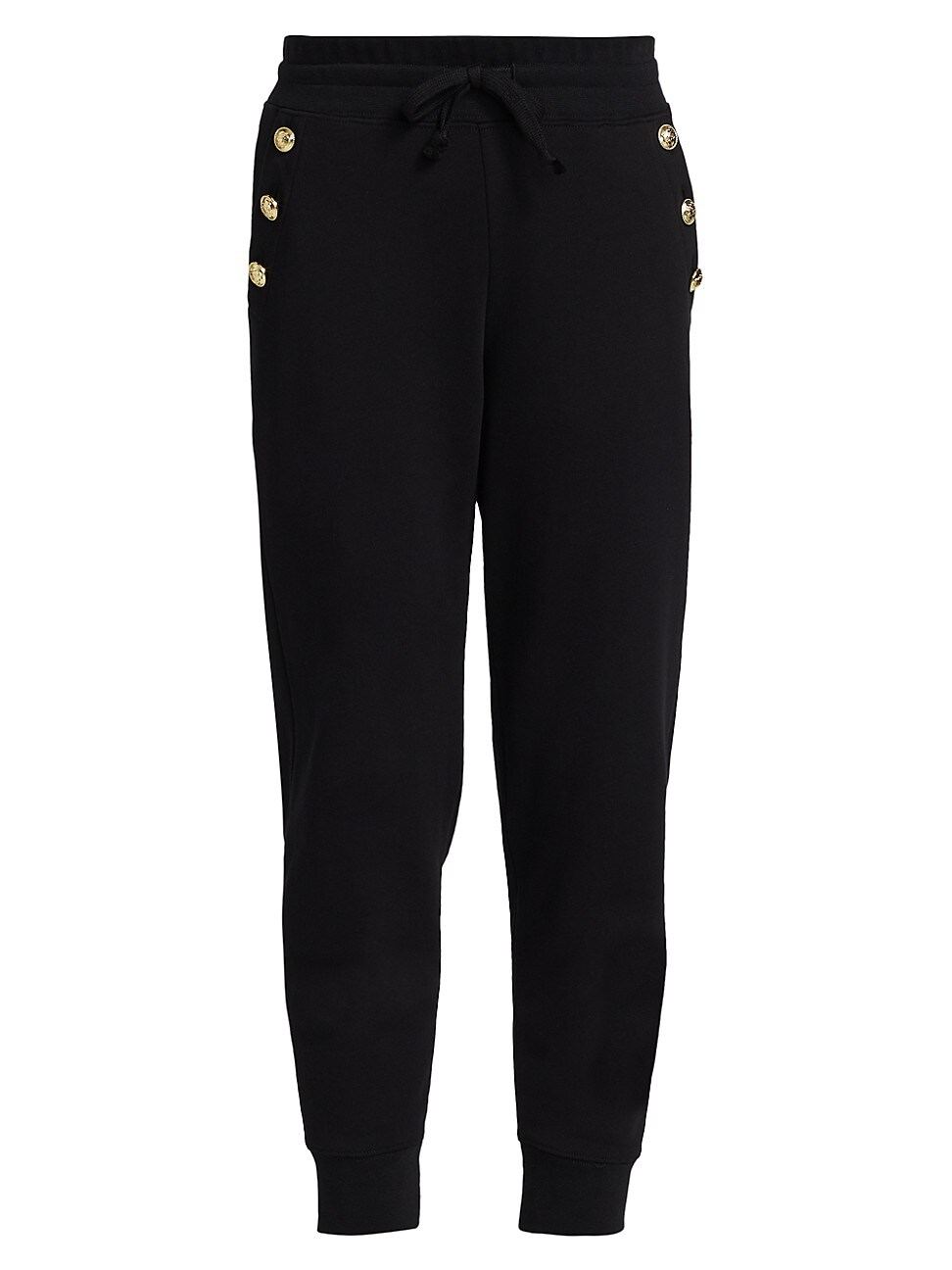 Derek Lam 10 Crosby WOMEN'S JAX SAILOR STRAIGHT-LEG SWEATPANTS
