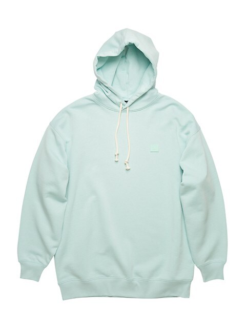 Face Logo Hooded Sweatshirt