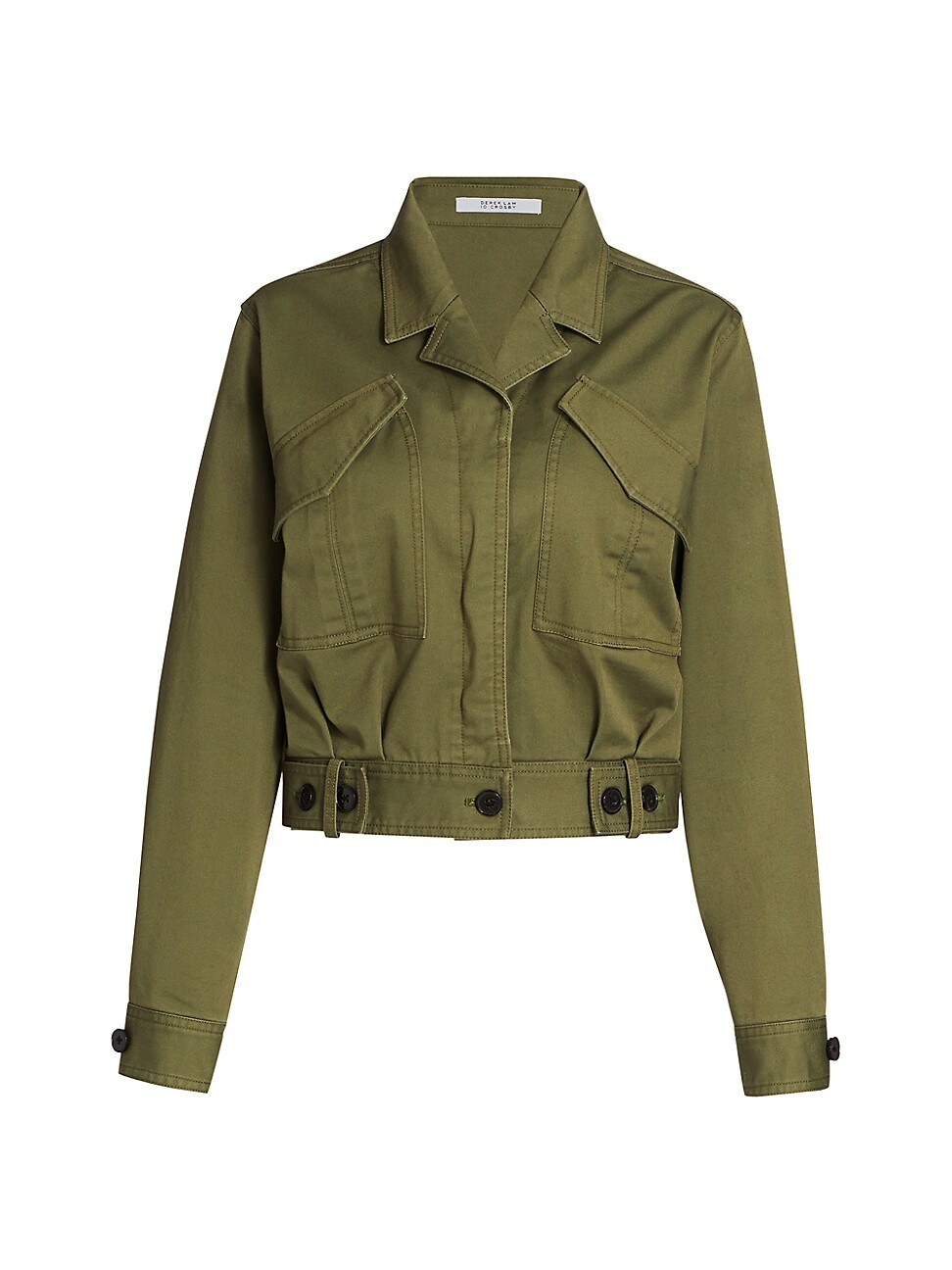 Derek Lam 10 Crosby WOMEN'S GWEN FIELD JACKET