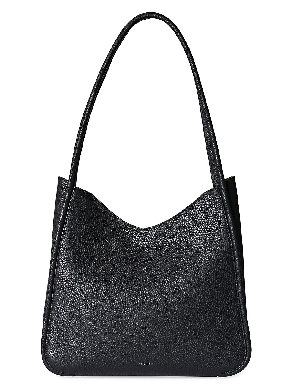 The Row Leathers WOMEN'S SYMMETRIC LEATHER TOTE