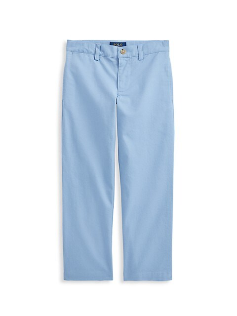 Boy's Slim-Fit Chino Pants