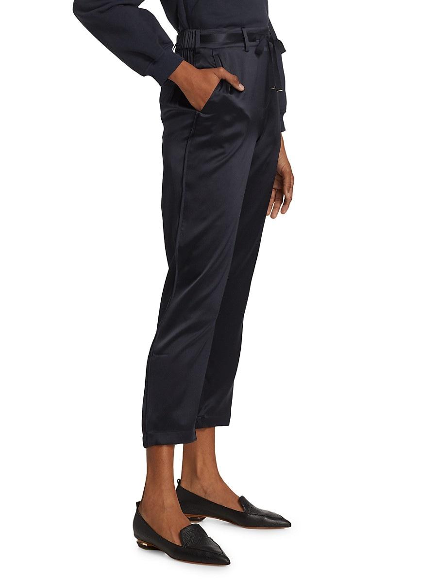 CAMI NYC Silks WOMEN'S ALEX SILK BLEND PANTS
