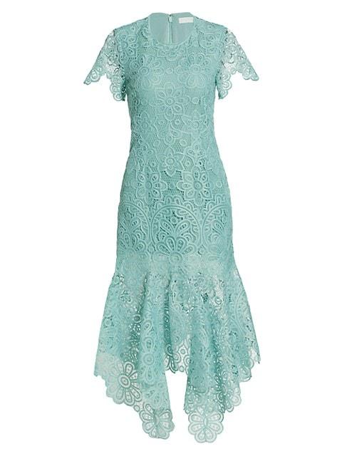 Tatum Crochet Dress