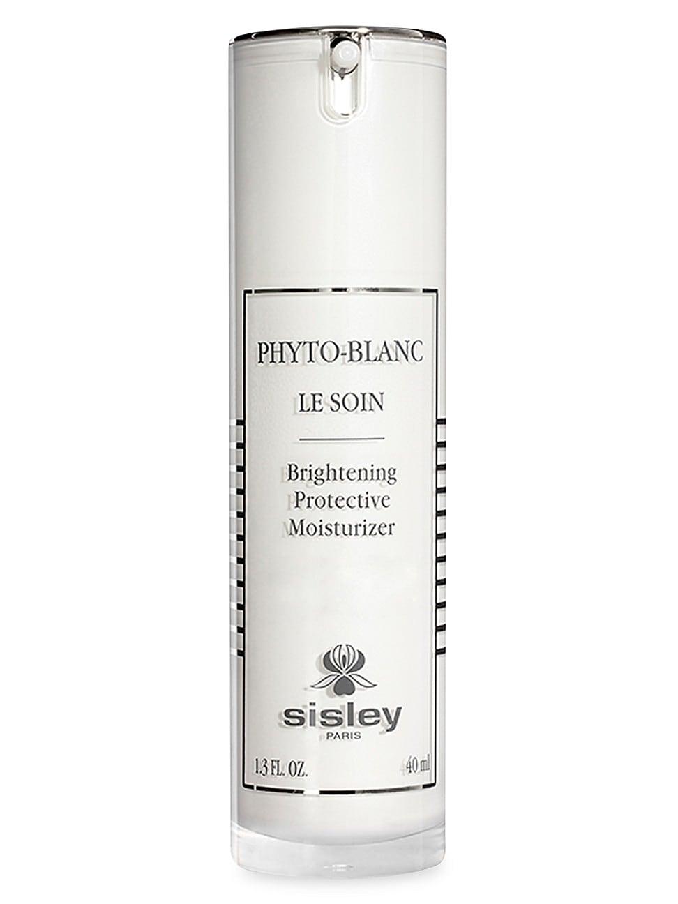 Sisley Paris Moisturizers PHYTO-BLANC LE SOIN BRIGHTENING PROTECTIVE MOISTURIZER